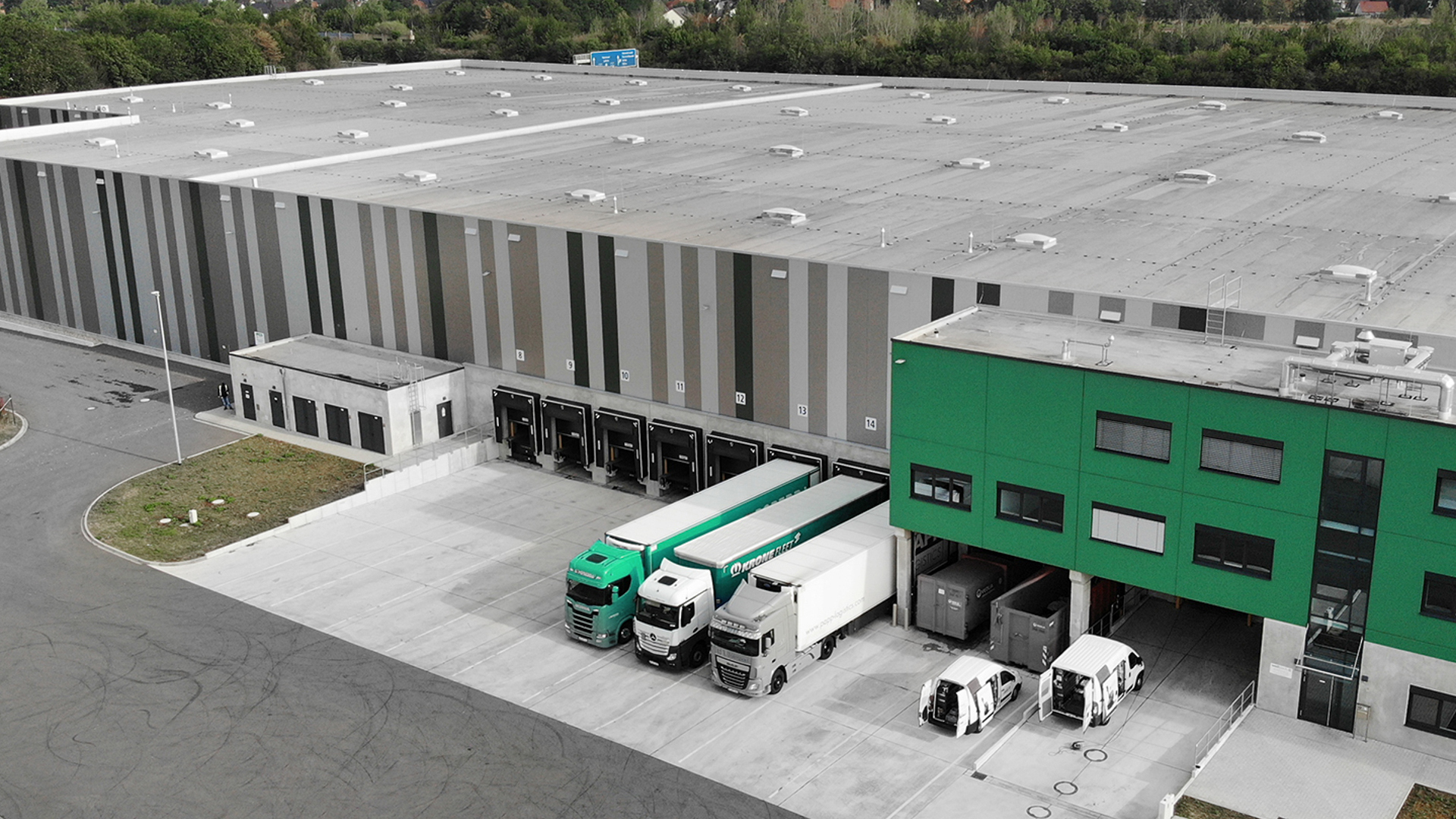 Warehousing and Fulfilment Cases