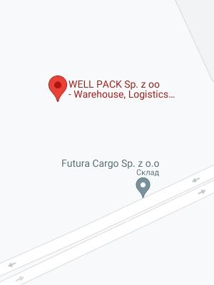 WELL PACK Sp. Z o.o.<br> Poland, Łódź,<br> Washing Center